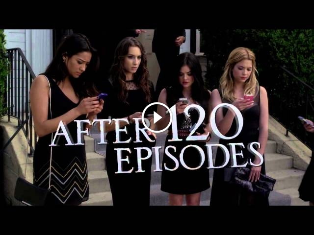 Pretty Little Liars' Season Finale 'Welcome To The Dollhouse' Promo Is Pretty Creepy