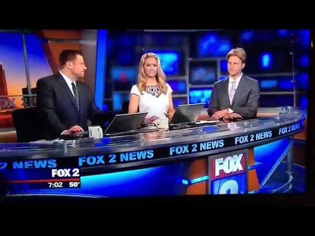 Newscaster Wants A Dry Hump Day, Her Co-hosts Reaction Is Priceless