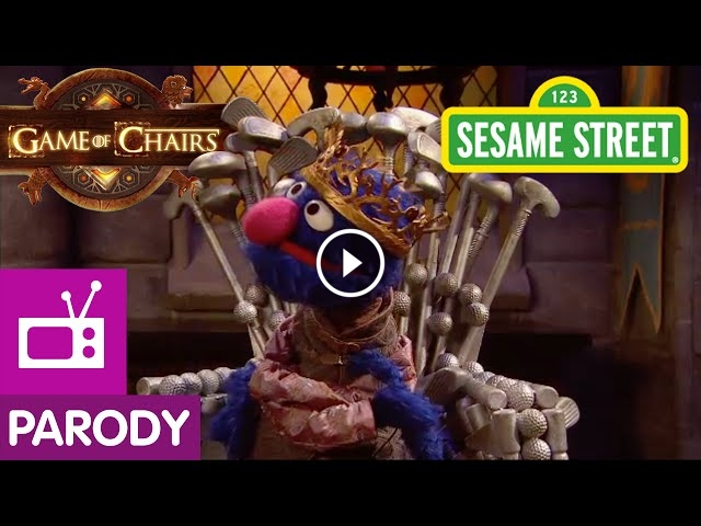 This Sesame Street Game Of Thrones Parody Is Hilarious