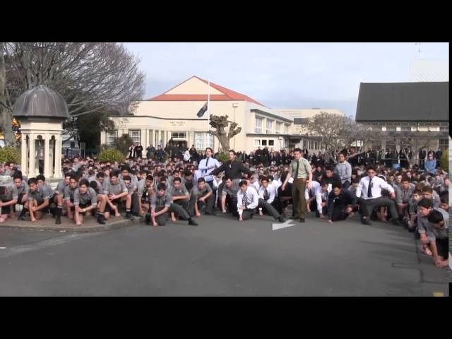 Entire Schools Performs Emotional Haka At Teacher's Funeral