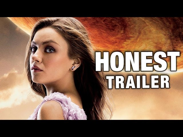Honest Trailers Tackles Jupiter Ascending