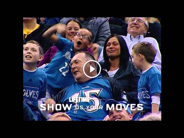 Basketball Fan Dances for Player On Live TV, You Would Not Have Expected This Reaction