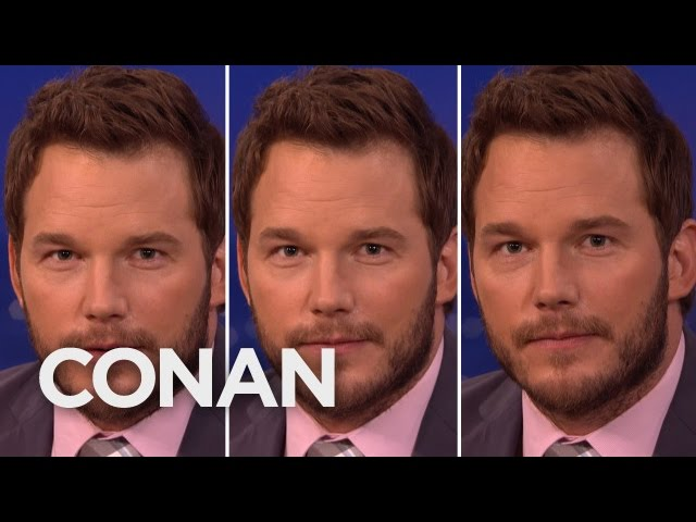 Chris Pratt Gives Us A Hilarious Acting Lesson From Jurassic World