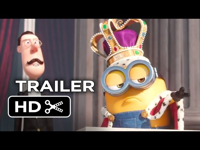 'Despicable Me' Spin-Off Movie Gets A Hilarious New Trailer