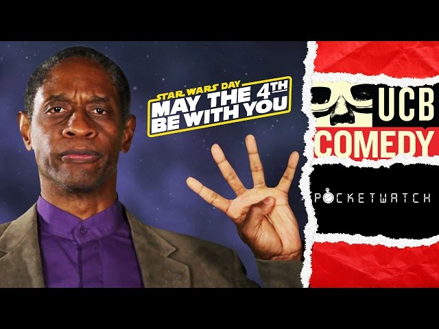 Star Trek's Tuvok Explains Why May 4th Is Star Wars Day
